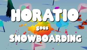 Gioco Horatio Goes Snowboarding - Gratis su Steam