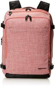 Amazon Basics - Zaino da viaggio compatto, Per il fine settimana, Rosso