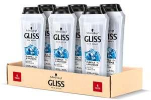 Gliss Shampoo Purifica e Protegge - 6 x 250 ml