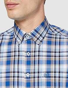 BUGATTI Shirt BD Camicia Button-Down Uomo - Taglia M