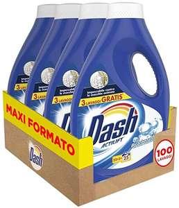 Dash Detersivo 100 Lavaggi 14.3€