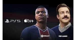 Apple TV+: 6 mesi gratis per gli utenti PS5 (clienti nuovi ed esistenti)