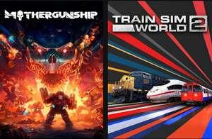 Epic Games - Giochi PC Gratis : Mothergunship & Train Sim World 2