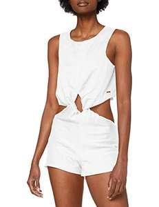 Calvin Klein Cut out Romper Copricostume Donna - Taglia S