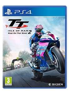 TT Isle of Man 2 : Ride on The Edge - PlayStation 4