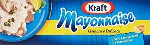 Kraft Maionese Tubo 142G (18 Confezioni)