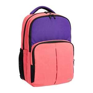 Amazon Basics - Zaino da scuola, colore rosa