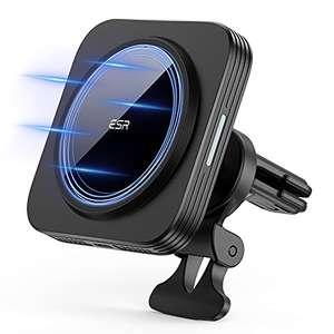 Caricatore Wireless Auto 18W Compatibile con Iphone