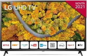"""Smart TV LG 55"""" UHD HDR 399€"""