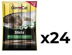 Snack per Gatti X24 Confezioni 7.3€
