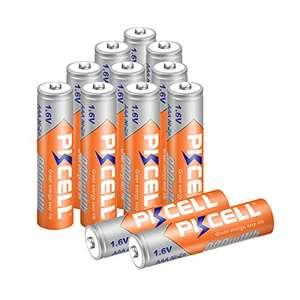 AAA Batterie Ricaricabili NiZn 900 mWh 1.6 V AAA batterie (12Pezzi, AAA)