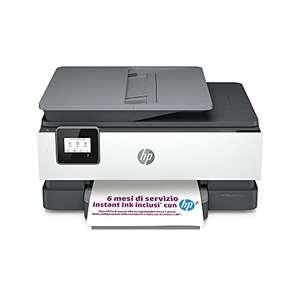 Stampante Multifunzione HP OfficeJet 8012e + 6MESI inchiostro HP+
