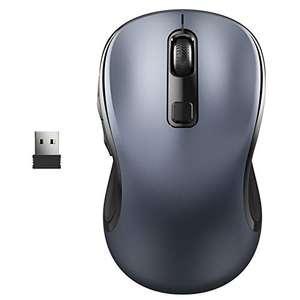 Mouse Senza Fili, 2.4G Wireless DPI a 3 livelli (800/1200/1600)