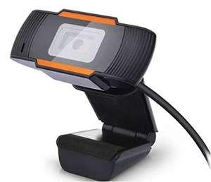 Webcam HD 1080p per PCcon microfono