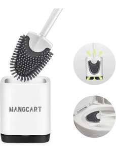 Mangcart Scopino per WC con Supporto