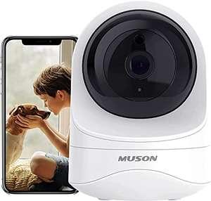 Videocamera di sicurezza wireless per interni 1080P HD