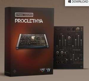 Plugin gratuito Proclethya Synthesizer su PC