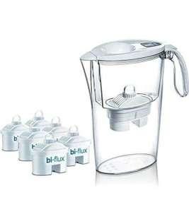 Laica Kit 6 filtri (6 mesi di acqua filtrata) + 1 Caraffa Filtrante Stream Line in omaggio