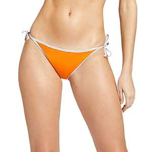 YAMAMAY® Slip Costume da Bagno Donna Double Face Orange/Blue tutte le taglie