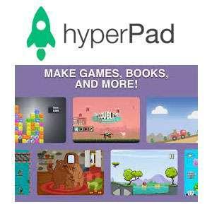 Gratis hyperPad per IOS (Puoi creare applicazioni interattive, giochi, libri e tanto altro)