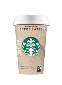 Buono sconto da 1€ su prodotti Starbucks
