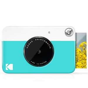 KODAK Printomatic Fotocamera istantanea Blu