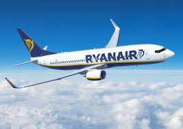 Voli Ryanair per Settembre a partire da 4,99€