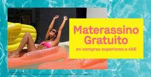 HAVAIANAS-Materassino gonfiabile GRATIS con qualsiasi acquisto superiore a 45€.
