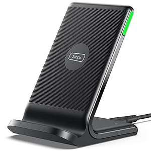INIU Caricatore Wireless, 15W Qi