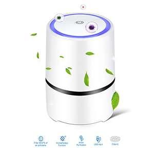Purificatore d'aria con filtro HEPA