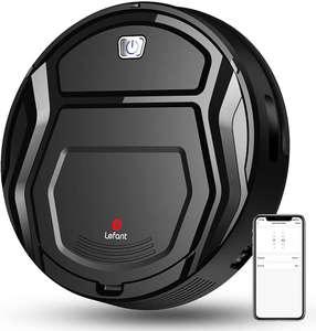 Robot Aspirapolvere Mini, 6D WiFi/App/Alexa