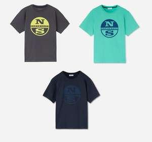 North Sails T-shirt in cotone Jersey Vari colori