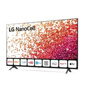 "Smart TV LG 65"" tecnologia Nanocell"