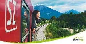 25% di Sconto Interrail Pass