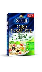 Riso Scotti Riso Scotti - Oro Insalate - Riso E Cereali Senza Glutine, Pronto In 10' - 800 G - 800 g