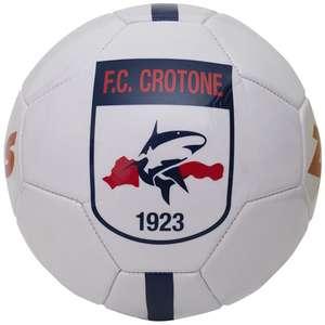 Zeus FC Crotone Zeus Pallone da calcio Bianco