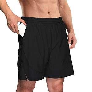 Pantaloncini da Corsa da Uomo - Taglia S -XXL
