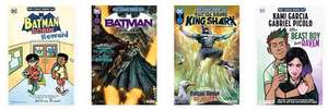 Free Comic Book Day 2021 - Batman Special Edition, Suicide Squad Special Edition, Batman & Robin Howard, Teen Titans