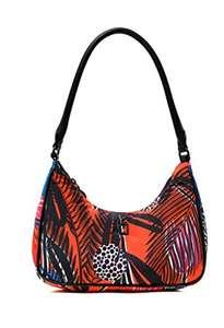 Desigual Fabric Shoulder Bag Borsa a Tracolla