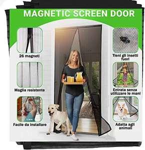 Zanzariera Magnetica per Porte misura 110 x 220CM