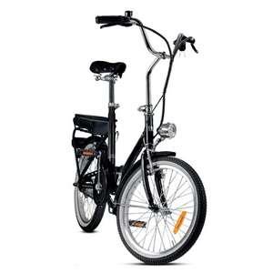 Bicicletta elettrica Smartway pieghevole