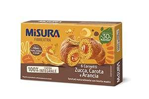 Misura Cornetti Fibrextra Arancia, Carota e Zucca