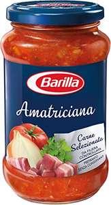 Barilla - Sugo all'Amatriciana - - 400 gr-Ragù alla Bolognese- Tonno in descrizione