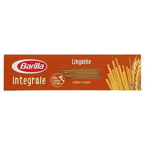 Barilla Pasta Linguine Integrali di Grano Duro, 500g + altri formati in offerta IN DESCRIZIONE