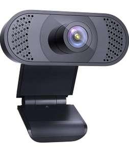 Webcam per PC con Microfono 1080P - Wansview