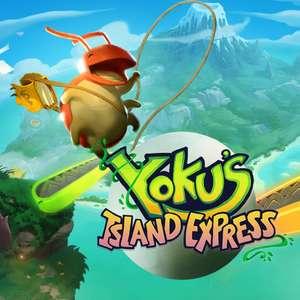 Epic Games - Gioco PC Gratis : Yoku's Island Express
