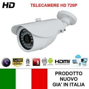 Telecamera Videosorveglianza Esterno 1080P