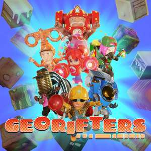 Georifters - Nintendo eShop