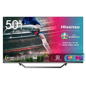 """Hisense 50U71QF Smart TV ULED Ultra HD 4K 50"""""""