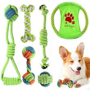 Giochi per Cani, 6 pezzi Giochi Interattivi per Cani